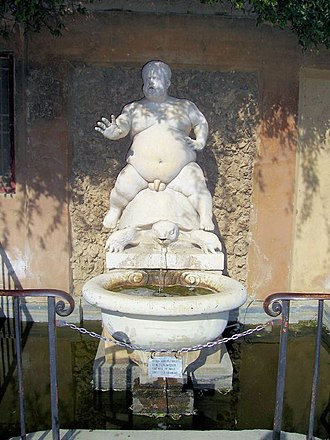 Valerio Cioli - Image: Firenze bobolistatua
