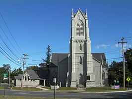 First Parish Church (Brunswick, Maine)