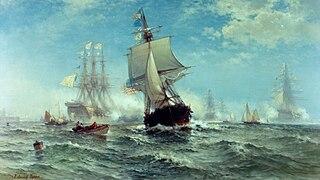USS <i>Ranger</i> (1777) Sloop-of-war named in honor of Rogers Rangers; built 1777