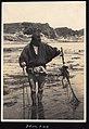 Fisherman with Octopus in Japan (1915 by Elstner Hilton).jpg