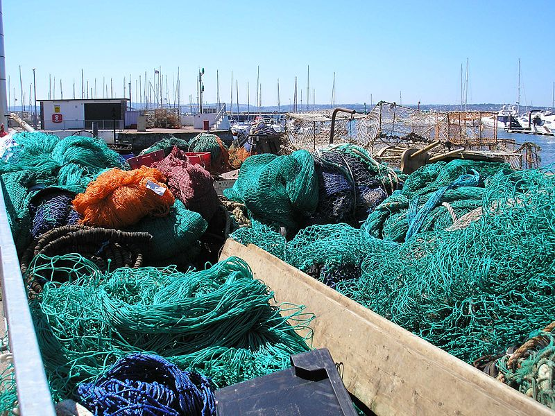 Fishing Nets and Crab Pots, Torquay
