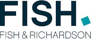 Fish & Richardson - Image: Fishwordmarkpc