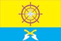 Flag of Podtesovo (Krasnoyarsk krai).png