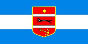 Virovitica-Podravina County - Image: Flag of Virovitica Podravina County