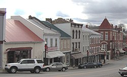Flemingsburg, Kentucky.