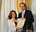 Flickr - Πρωθυπουργός της Ελλάδας - Αντώνης Σαμαράς - Απονομή επαίνου στην κ. Ελ. Μαρτσούκου (4).jpg