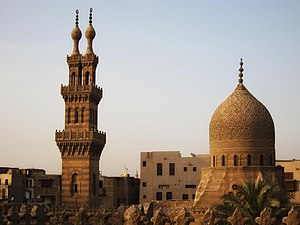 Mosque of Qani-Bay - Mosque of Qani-Bay, Cairo
