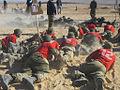 Flickr - Israel Defense Forces - Red and black teams demonstrate teamwork during elite artillery unit tryouts..jpg