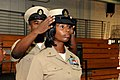 Flickr - Official U.S. Navy Imagery - A new chief receives her combination cover..jpg