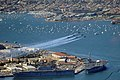 Flickr - Official U.S. Navy Imagery - The Blue Angels fly over San Diego Harbor..jpg