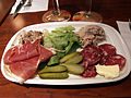 Flickr - cyclonebill - Skinke, pølse, terrine og salat.jpg