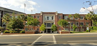 Florida Gymnasium United States historic place