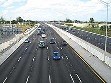 Bon Lundi 220px-Florida_I-95_from_Lantana_Road_overpass