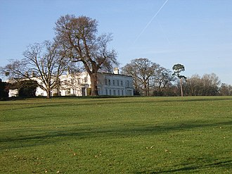 Foliejon Park - Side view