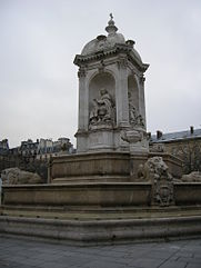 fontana dei quattro punti cardinali