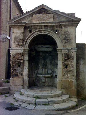Villa San Giovanni - Image: Fontanavecchia