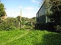 Footpath from the churchyard, Deerhurst - geograph.org.uk - 987326.jpg