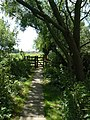 Footpath leaving church yard - geograph.org.uk - 871325.jpg