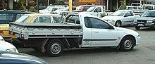 "Ford Falcon ""traytop"" ute"