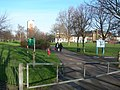 Fordham Park, New Cross - geograph.org.uk - 314036.jpg