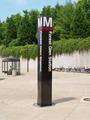 Forest Glen station entrance pylon (50087801523).png
