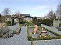 Formal gardens, Whimble Nursery - geograph.org.uk - 605439.jpg
