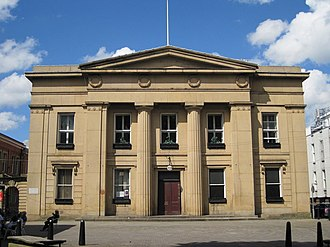City of Salford - Former Salford Town Hall, Bexley Square