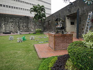 Fort San Antonio Abad - Image: Fort Abad Malatejf 9950 17