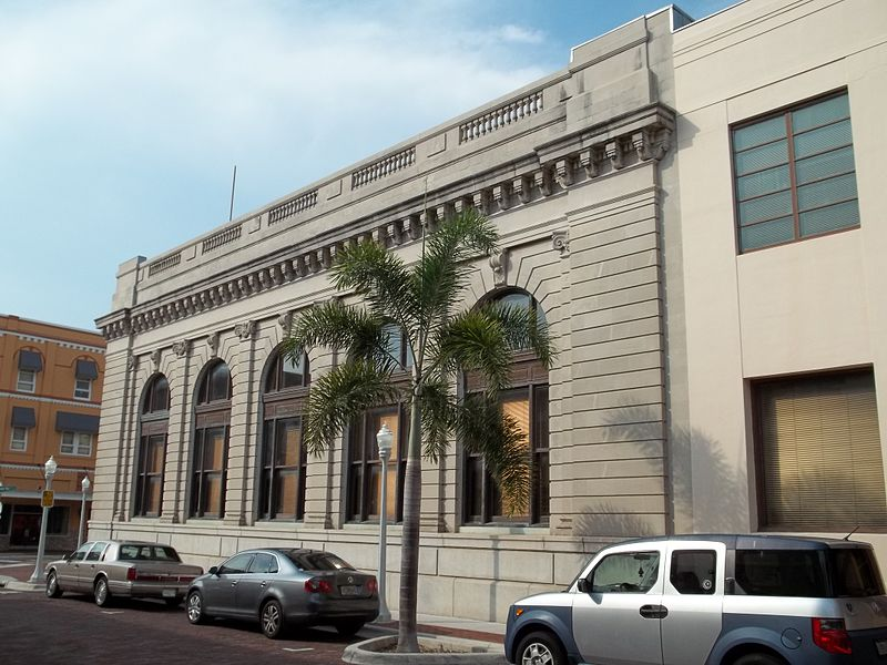 File:Fort Myers FL Downtown HD 1st Nat Bank03.jpg