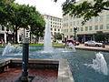 Fountain, Hemming Park.JPG