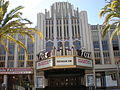 Fox Theatre, Redwood City front 1.JPG