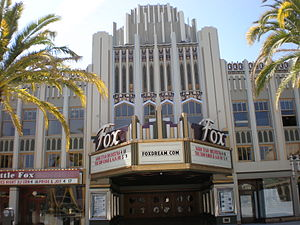 Fox Theatres - Fox Theatre in Redwood City, California