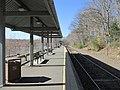 Foxboro MBTA station, Foxborough MA.jpg