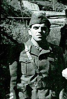 Franc Rozman Slovenian partisan commander