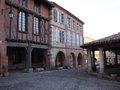France-Auvillar-Place principale.JPG