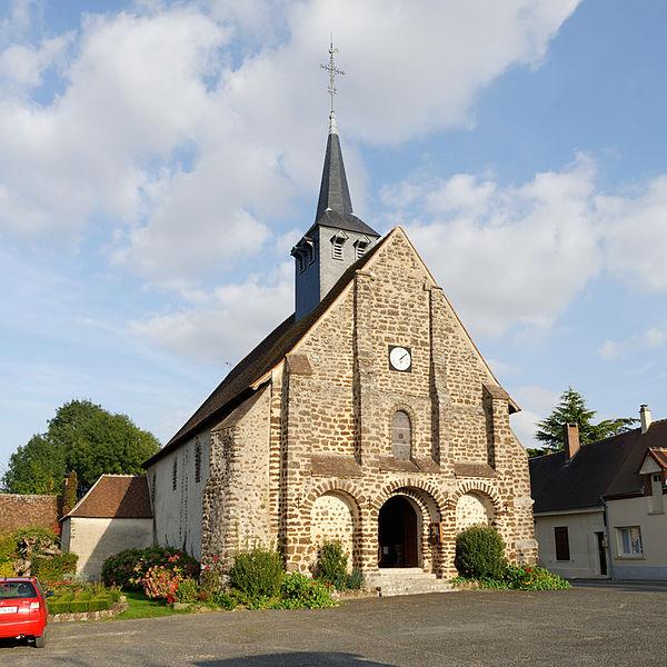 Église Saint-Loup-Saint-Gilles de La Fontenelle