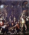 Francesco Morandini Fundición del bronce Studiolo.jpg