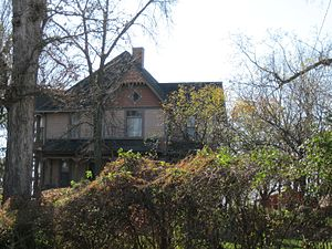 National Register of Historic Places listings in Dane County, Wisconsin - Image: Francis Marian Ames Farmstead