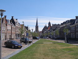 Skyline of Franeker