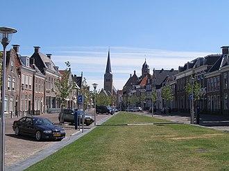 Franeker - Voorstraat in 2007