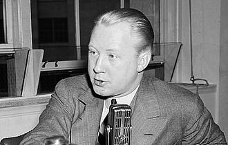 Dr. Frank Stanton, second only to Paley in his impact on CBS, president 1946-1971. FrankStantonCBSPrez.jpg