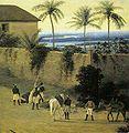 Frans Post - Muro com cavalos e escravos.jpg