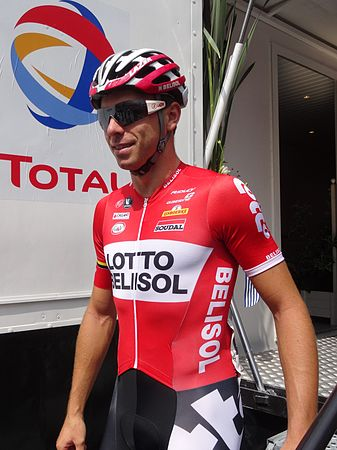 Frasnes-lez-Anvaing - Tour de Wallonie, étape 1, 26 juillet 2014, départ (B067).JPG