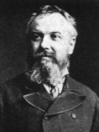 Adolphus Williamson - Chief Constable Adolphus Frederick Williamson