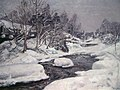 Frederik Collett - New Snow - Nysne - Nasjonalmuseet - NG.M.00415.jpg