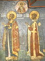 Frescos in Cathedral of the Archangel in Moscow - south wall 03a.jpg