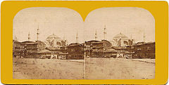Frith, Francis (1822-1898) - Early view of Istanbul, ca 1865-1870.jpg