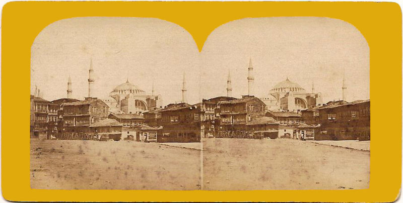 Dosya:Frith, Francis (1822-1898) - Early view of Istanbul, ca 1865-1870.jpg