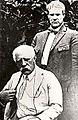 Fritjof Nansen og Vidkun Quisling, 1920-tallet. (8616583468).jpg