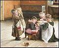 Frosterus-Segerstråle Lekande barn.jpg